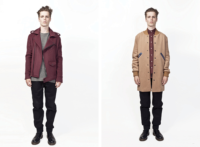 B-side by Wale Mens AW13 Lookbook 12