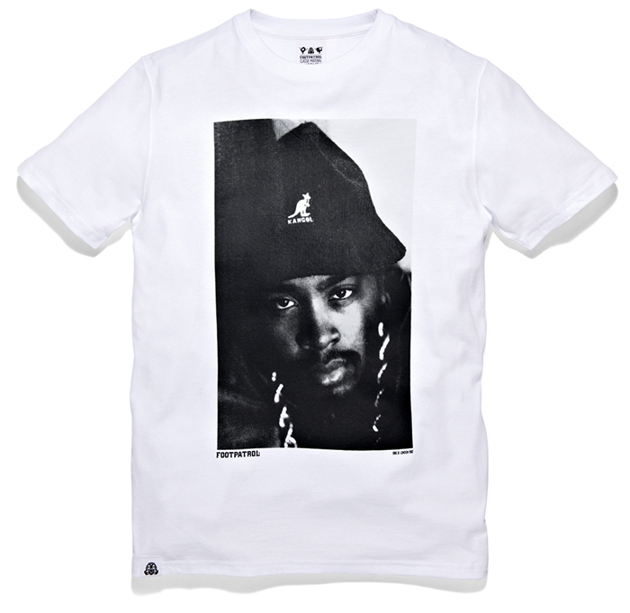 Footpatrol Classic Material Normski T-shirt Collection 04