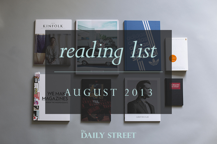 The-Daily-Street-Monthly-Reading-List-August-2013