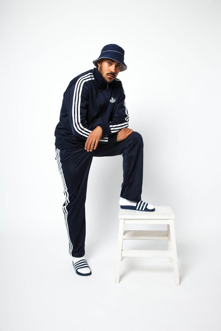 adidas Originals present SOCKSNSLIDES Lookbook 02