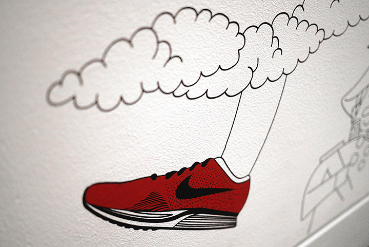 Nike redesigns UK headquarters 03