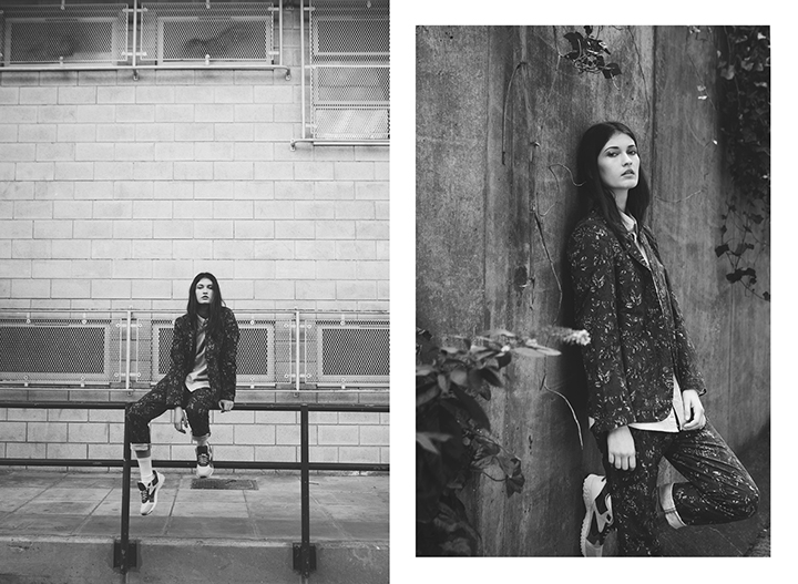 Debut Girls in Presence by Rebecca Naen & Hayley McCarthy for The Daily Street 06