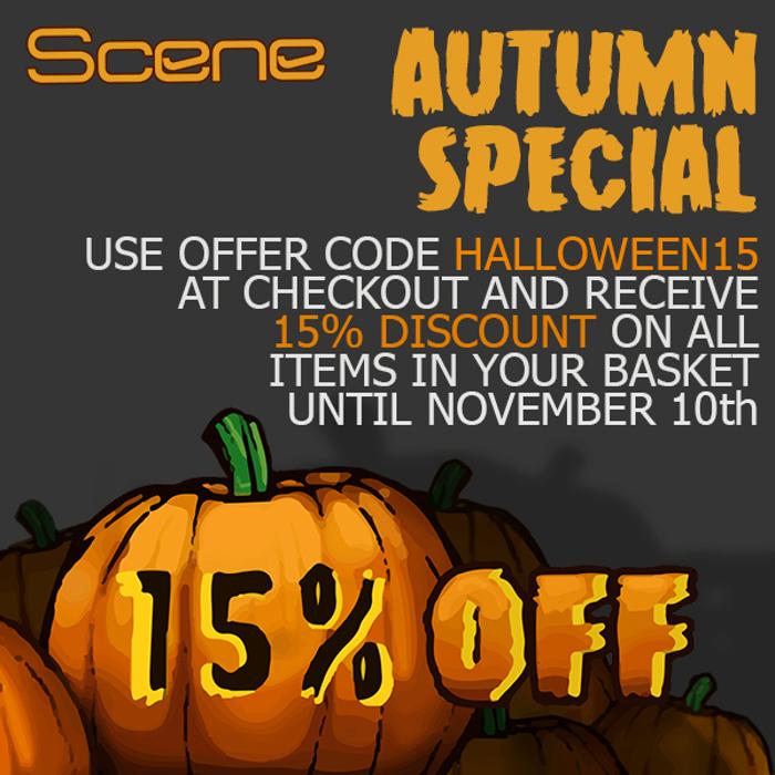 Halloween-Discount-Code-Scene
