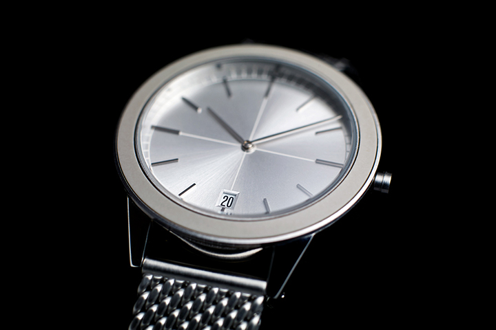 Uniform Wares 351:PL-01 Limited Edition Watch 001