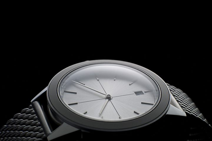 Uniform Wares 351:PL-01 Limited Edition Watch 002