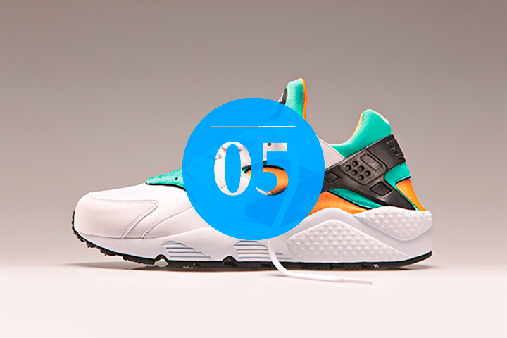 05 Nike Air Huarache OG 2013 Retros