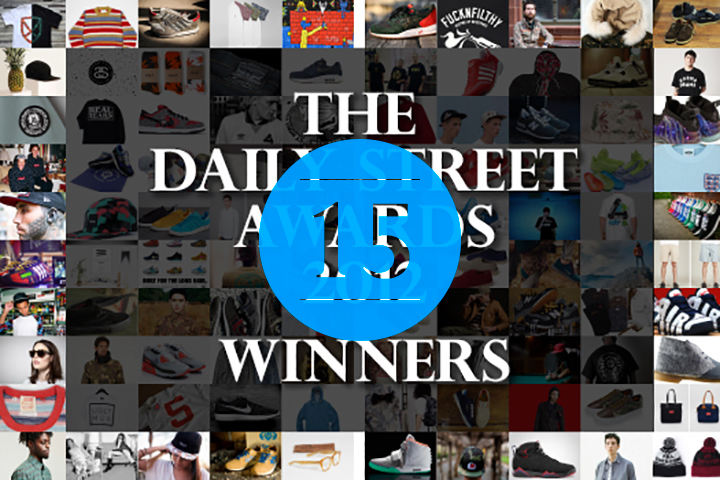 15 The Daily Street Awards 2012 Winners