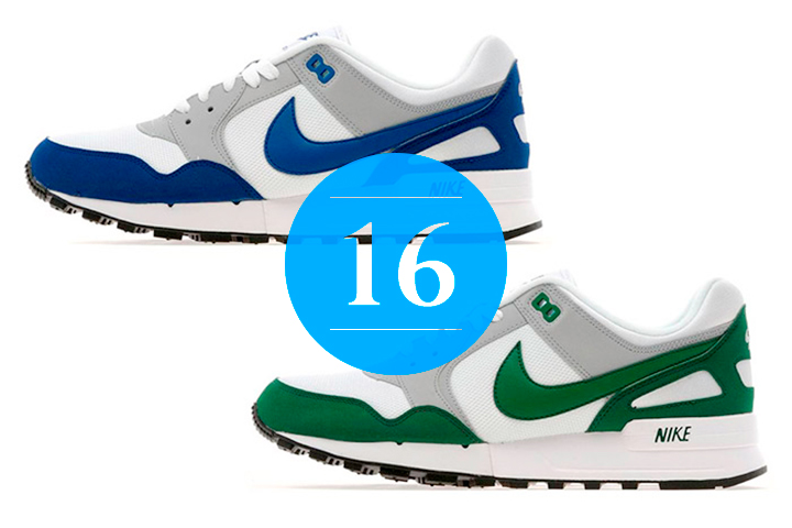 16 Nike Air Pegasus 89 Blackened Blue White Green White