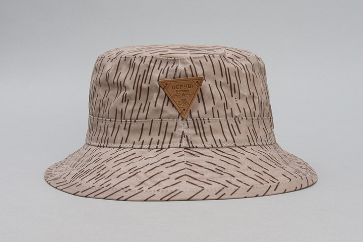 Barbour Dept B Dartmoor Waxed Bucket Hat 001