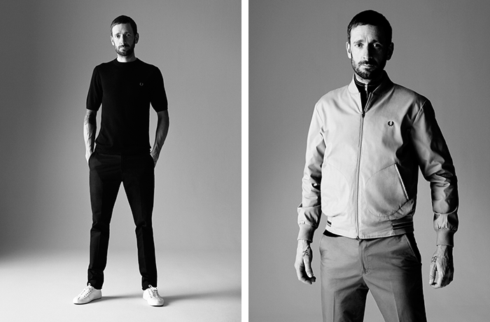 Fred Perry SS14 Bradley Wiggins Collection 002
