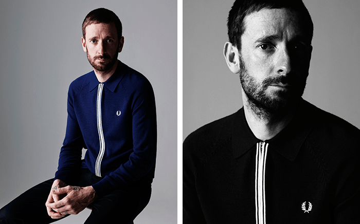 Fred Perry SS14 Bradley Wiggins Collection 003