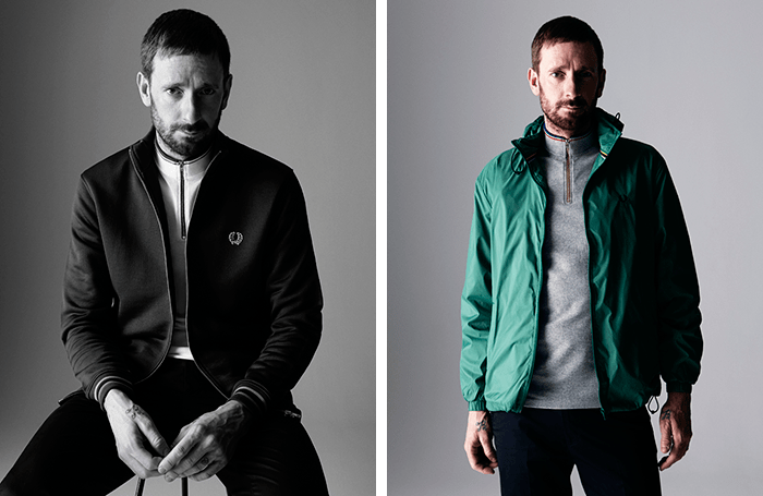 Fred Perry SS14 Bradley Wiggins Collection 004
