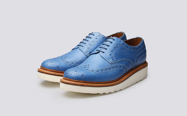 Grenson Mens Spring Summer 2014 Collection 018