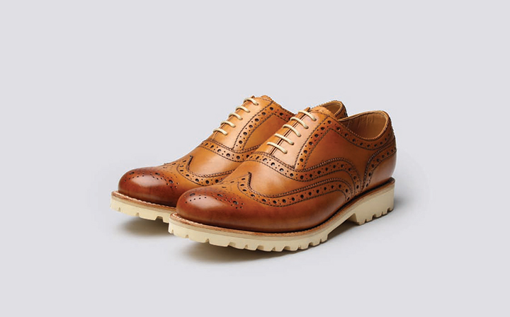 Grenson Mens Spring Summer 2014 Collection 021