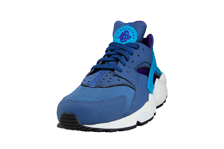 Nike Air Huarache LE New Slate Turbo Green Foot Locker UK Exclusive 002