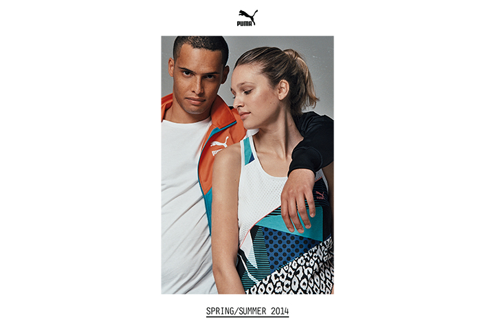 PUMA SS14 Lookbook by The Daily Street 100