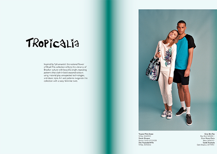 PUMA SS14 Lookbook by The Daily Street 105