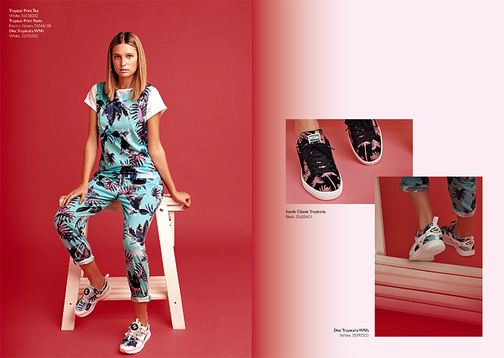 PUMA SS14 Lookbook by The Daily Street 106