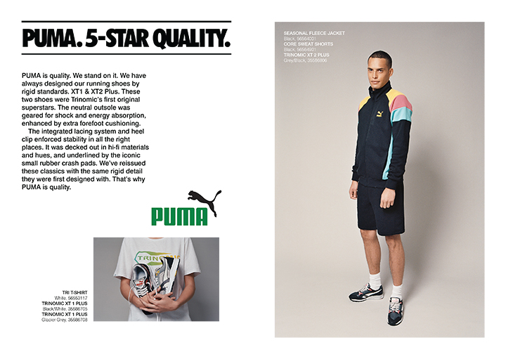 PUMA SS14 Lookbook by The Daily Street 110