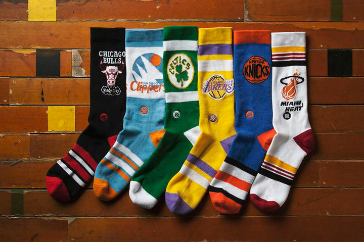Stance Socks NBA Collection 001