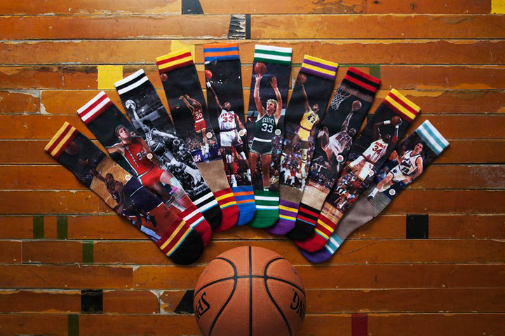 Stance Socks NBA Collection 002