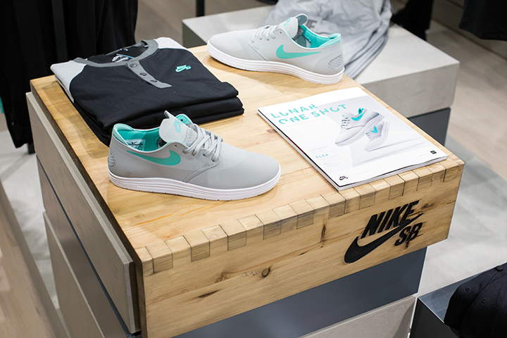 Nike SB London Store size Carnaby Street The Daily Street 002