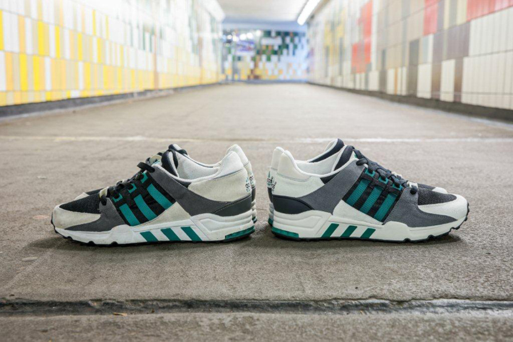 adidas EQT Running Support 93 OG vs re-issue 2014 002