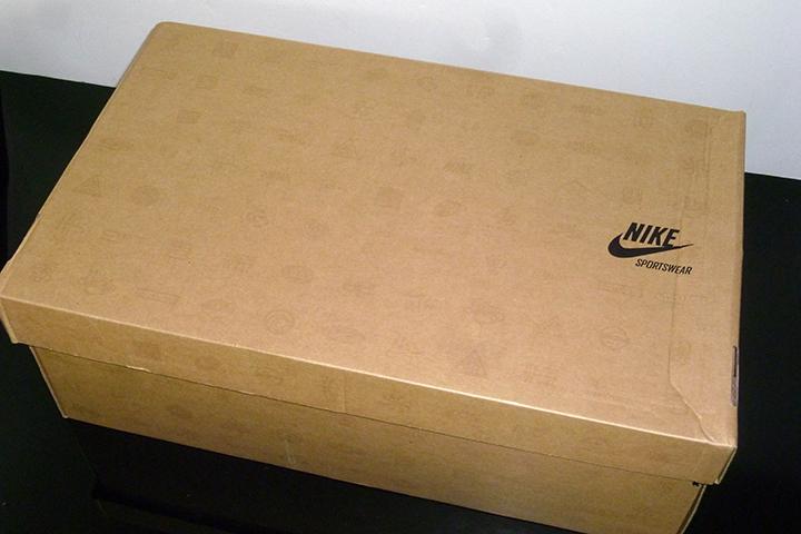 2008 Nike Air Max box