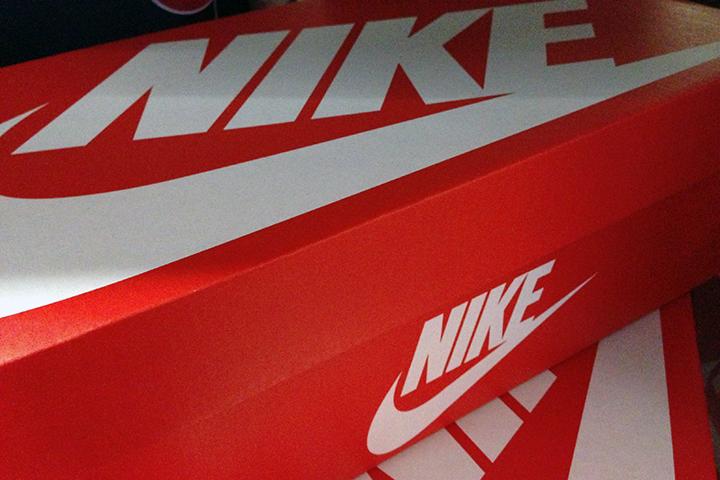 2013 Nike Air Max box