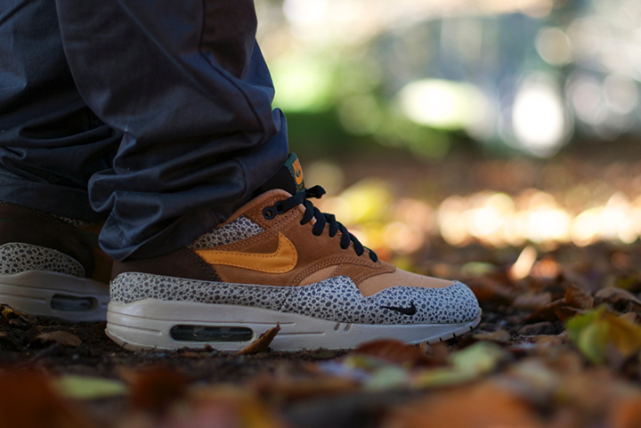 Atmos Nike Air Max 1 Safari 2003