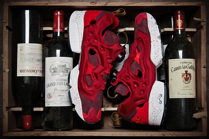END Reebok Insta Pump Fury Claret 001