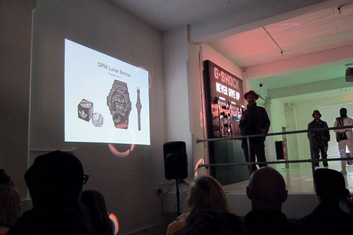 G-shock-Maharishi-Lunar-Bonsai-London-Launch-3