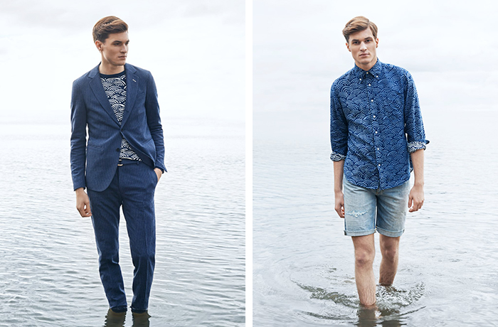 GANT Rugger Pre-Fall 2014 Lookbook 006