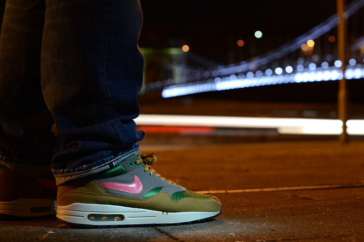 Nike Air Max 1 BRS Powerwall 2005