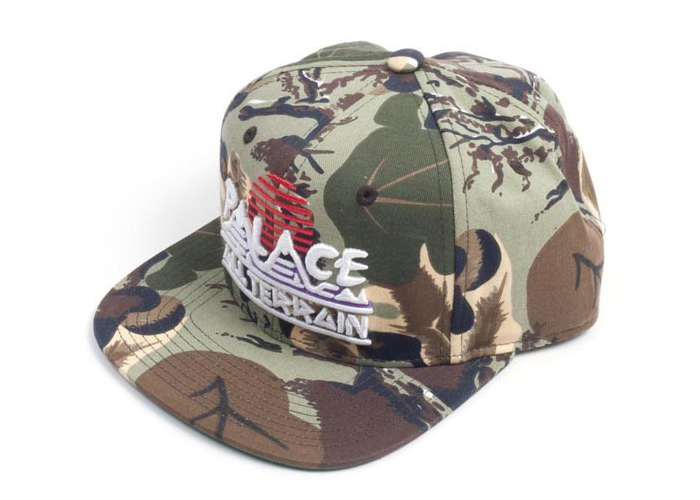 Palace-All-Terrain-Snapback-Camo