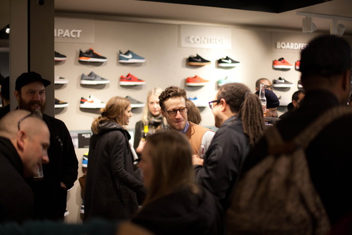 Recap Nike SB officially launch space size 022