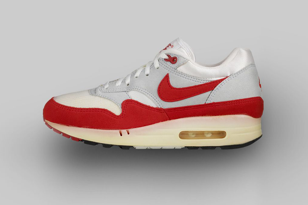 Starting a revolution Tinker Hatfield Air Max 1 interview The Daily Street 005