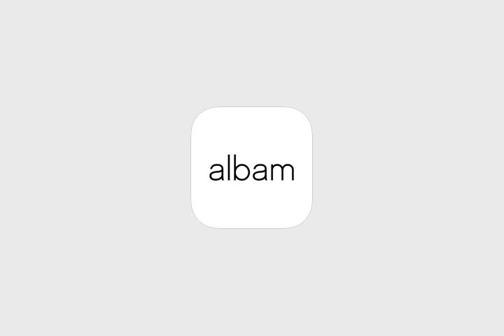 albam iPhone app 001