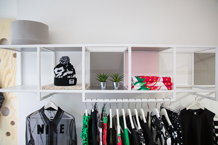 inside newly refurbished Lazy Oaf London store The Daily Street 005