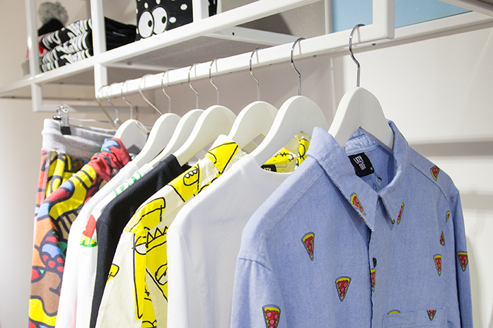 inside newly refurbished Lazy Oaf London store The Daily Street 007