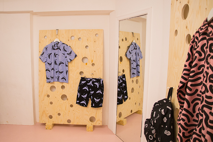 inside newly refurbished Lazy Oaf London store The Daily Street 015