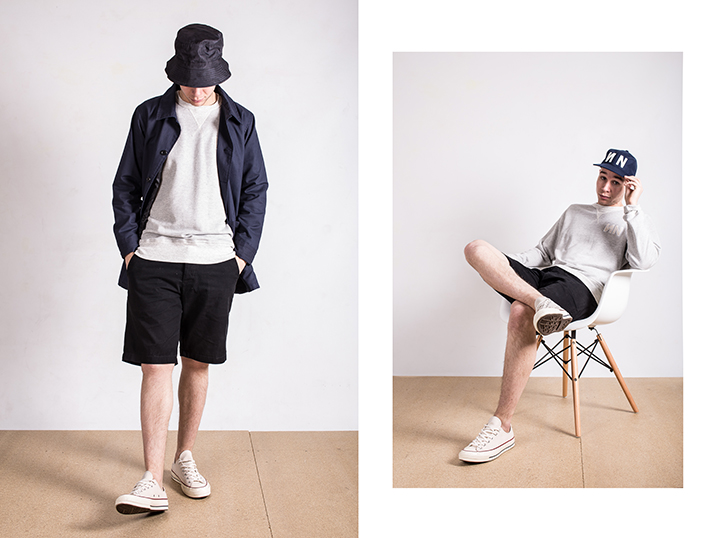 Note Apparel Spring Summer 2014 lookbook 1