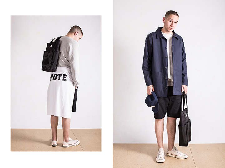 Note Apparel Spring Summer 2014 lookbook 3