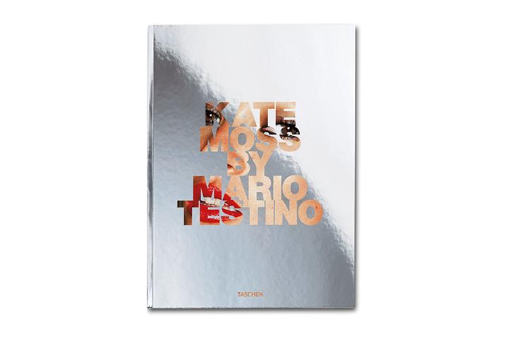 TASCHEN reissues Kate Moss by Mario Testino book 001