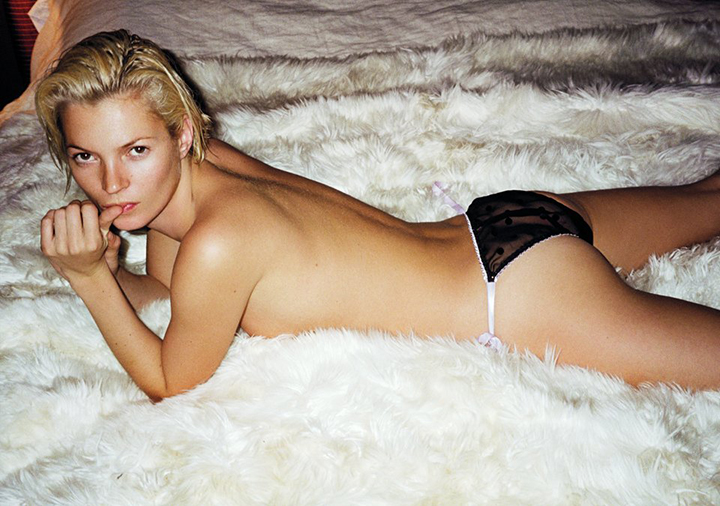 TASCHEN reissues Kate Moss by Mario Testino book 005