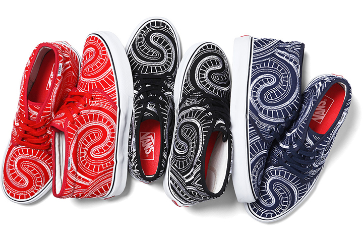 Supreme Vans Spring 2014 collection Chukka 002