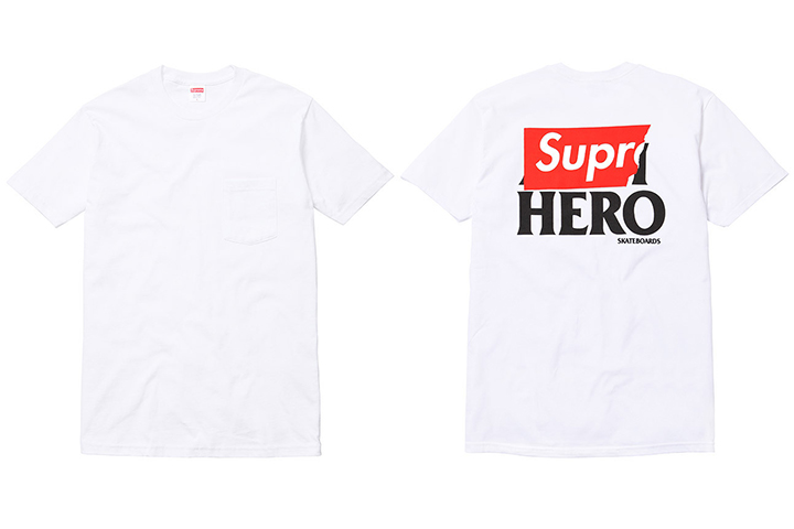 Supreme ANTIHERO Summer 2014 capsule collection 002