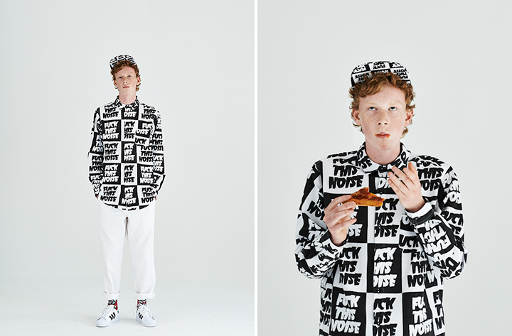 Lazy Oaf Mens Autumn 2014 Lookbook 002