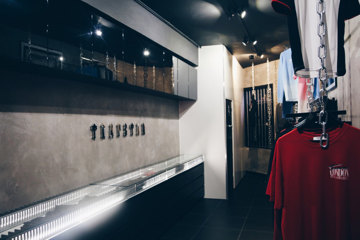 Trapstar London flagship store relaunches