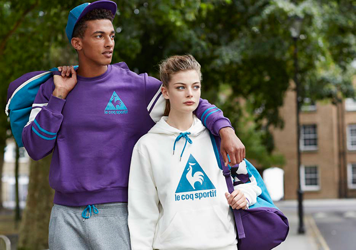 Le Coq Sportif Fall:Winter 2014 Legacy Collection lookbook 002